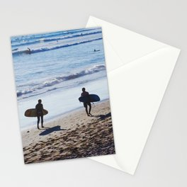 The Buddy System Stationery Cards