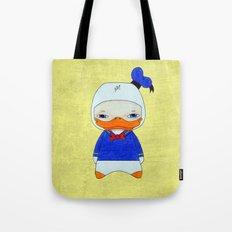 A Boy - Donald Duck Tote Bag