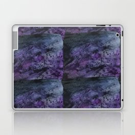 Purple on purple Laptop & iPad Skin
