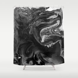 SPINA NO. 1 Shower Curtain