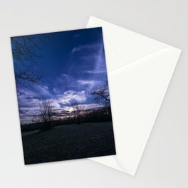 Losing Light Stationery Cards