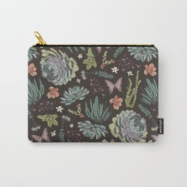 Cacti by Night Carry-All Pouch