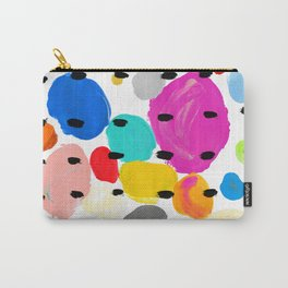 Bernard Pattern Carry-All Pouch