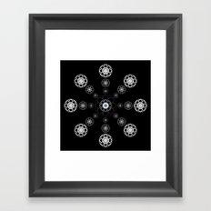 Nexus N°16bis Framed Art Print