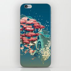 Journey /Discovery  iPhone & iPod Skin