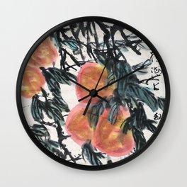 AU 62 - Longevity Wall Clock