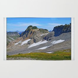 PTARMIGAN RIDGE IN LATE SUMMER GLORY Rug