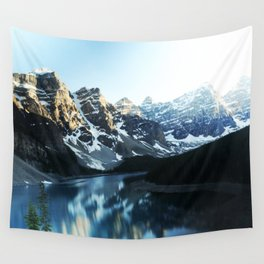 Mountain Glory Wall Tapestry