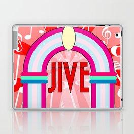 Jukebox Laptop & iPad Skin