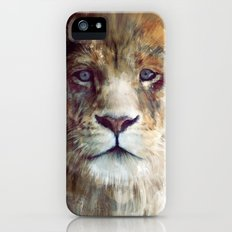 Lion // Majesty iPhone (5, 5s) Slim Case