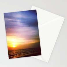 Colors of the Evening Stationery Cards