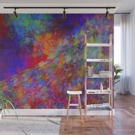 Floral Avenue Wall Mural