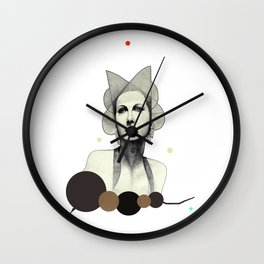 Above All Wall Clock