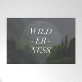 WILDERNESS — Welcome Mat