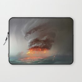 Hot Tower Laptop Sleeve
