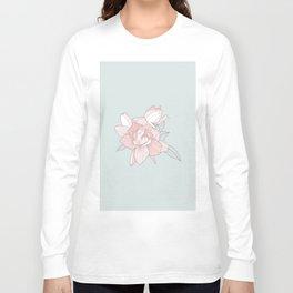 GARDENIA - Mint Long Sleeve T-shirt