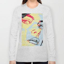 D. 01 Long Sleeve T-shirt