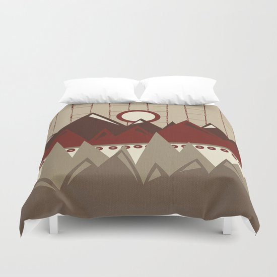 Textures/Abstract 112 Duvet Cover