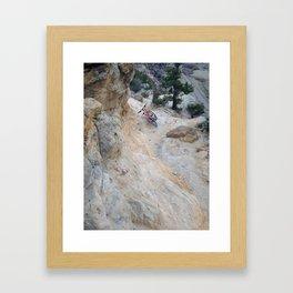 asgwetj Framed Art Print