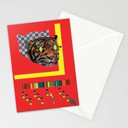 computercat3 Stationery Cards