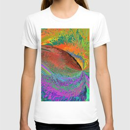 A Splash Of Color T-shirt