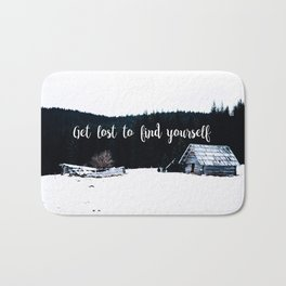 Find yourself Bath Mat