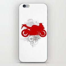 Racing iPhone & iPod Skin