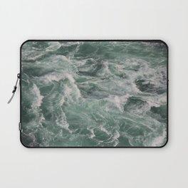 Ocean Photography | Waves | Tides Laptop Sleeve