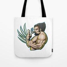 lobezno Tote Bag