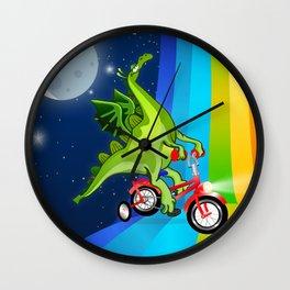 MAGIC IS ME Wall Clock