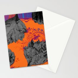 A colorful symphony for Anna Stationery Cards