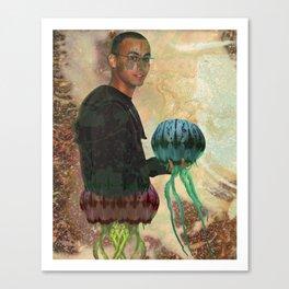 Jelly Man Canvas Print
