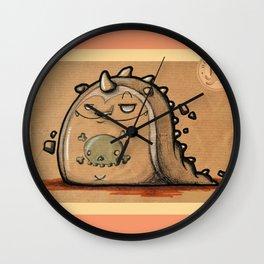 Ganzo ciùciù Wall Clock