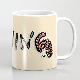 Morning with breakfast Coffee Mug