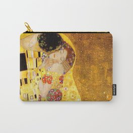 The Kiss - Gustav Klimt Carry-All Pouch
