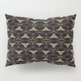 Coffee and Plums Pillow Sham
