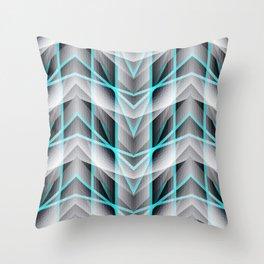 Vital Existence no.02 Throw Pillow