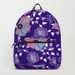 Violet Garden Backpack