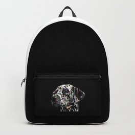 Rainbow Dalmatian Backpack