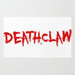 deathclaw logo Rug