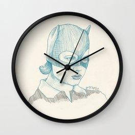 Enid Wall Clock