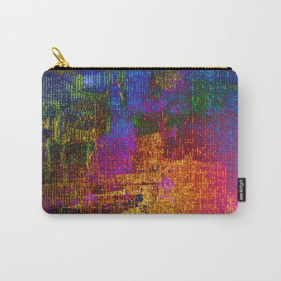abstract tapestry Carry-All Pouch