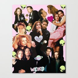 Everyone's Favorite FBI Agents Canvas Print