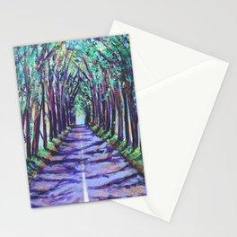 Kauai Tree Tunnel Stationery Cards
