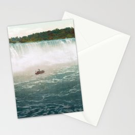 American Falls from Canada - Vintage Niagara - 1898 Stationery Cards