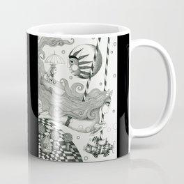 East of Blue Lake Coffee Mug