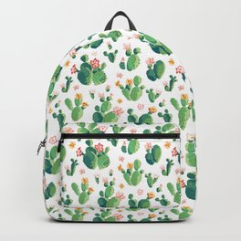 Cactus pattern II Backpack