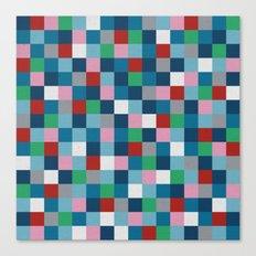 Colour Block #4 Canvas Print