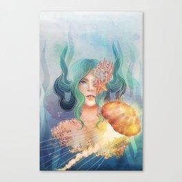 Mar Canvas Print