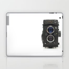 Vintage Camera (Yashica  124 G) Laptop & iPad Skin
